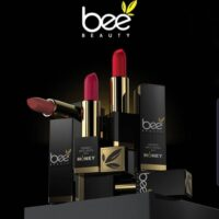 رژ لب جامد بی Bee Beauty lip stick حاوی موم عسل و ویتامین 20 E