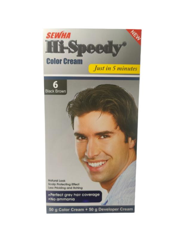 رنگ مو مردانه